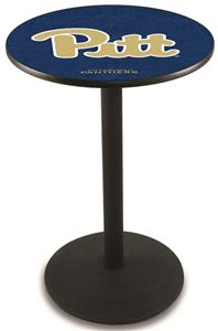 University of Pittsburgh Round Base Pub Table
