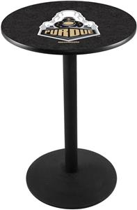 Holland Purdue Round Base Pub Table