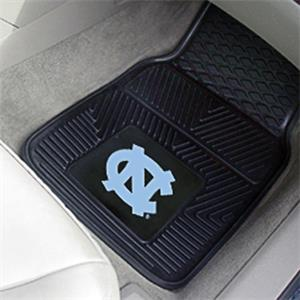 Fan Mats UNC Chapel Hill Vinyl Car Mats (set)