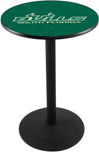 University of South Florida Round Base Pub Table