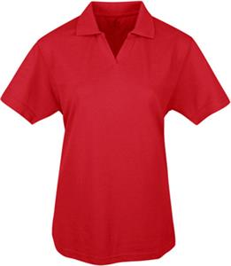 TRI MOUNTAIN Newport Women&#39;s Polyester Golf Shirt