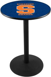 Holland Syracuse University Round Base Pub Table