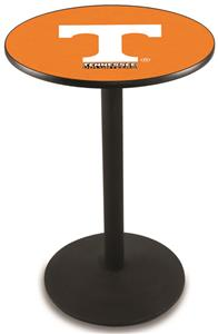 University of Tennessee Round Base Pub Table