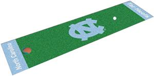Fan Mats UNC Chapel Hill Putting Green Mat
