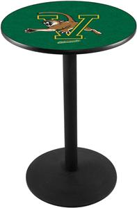 Holland University of Vermont Round Base Pub Table
