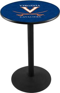 Holland Univ of Virginia Round Base Pub Table