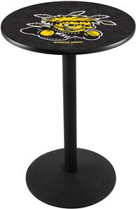 Wichita State University Round Base Pub Table
