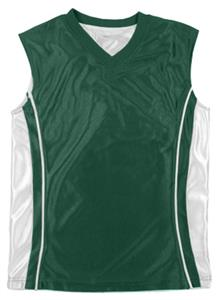 A4 Adult Reversible Dazzle Muscle Jersey CO
