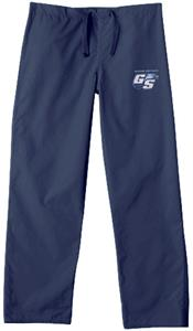 Georgia Southern Univ Navy Classic Scrub Pants