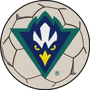 Fan Mats UNC Wilmington Soccer Ball