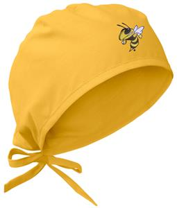 Georgia Tech Yellow Jackets Gold Surgical Caps