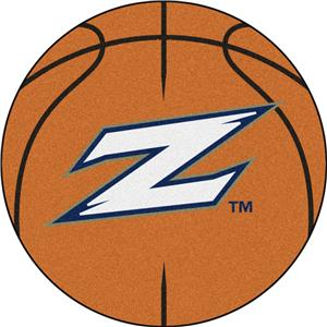 Fan Mats University of Akron Basketball Mat