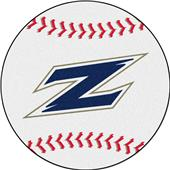 Fan Mats University of Akron Baseball Mat