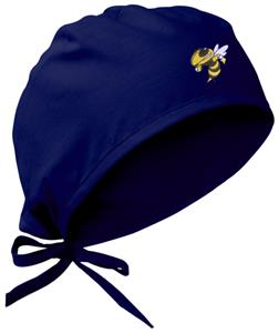 Georgia Tech Yellow Jackets Navy Surgical Caps