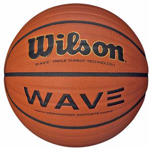 Wilson NCAA Wave Micro Fiber Basketball (SET OF 6)