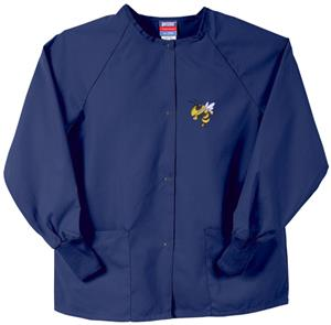 Georgia Tech Yellow Jackets Navy Nursing Jackets