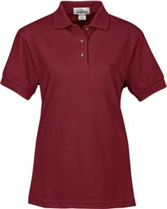 TRI MOUNTAIN Artisan Women&#39;s Pique Golf Shirt