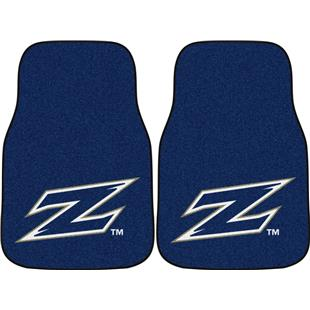 Fan Mats University of Akron Carpet Car Mats (set)