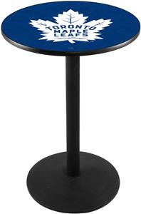 Toronto Maple Leafs NHL Round Base Pub Table