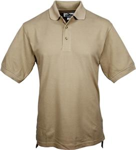 TRI MOUNTAIN Tradesman Pique Golf Shirt