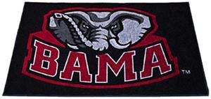 Fan Mats University of Alabama All Star Mat