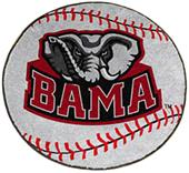 Fan Mats University of Alabama Baseball Mat