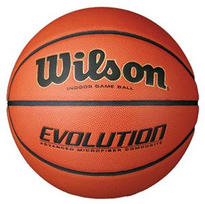 Wilson Evolution Game Basketballs (SET OF 12)