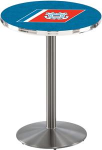 United States Coast Guard Round Base Pub Table