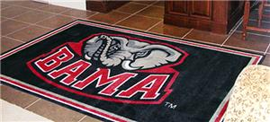 Fan Mats University of Alabama 5x8 Rug