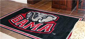 Fan Mats University of Alabama 4x6 Rug