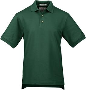 TRI MOUNTAIN Advantage Pique Knit Golf Shirt