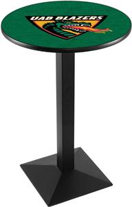 Univ of Alabama Birmingham Square Base Pub Table