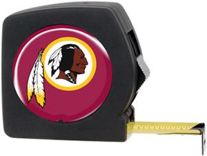 NFL Washington Redskins 25' Tape Measure w/Logo