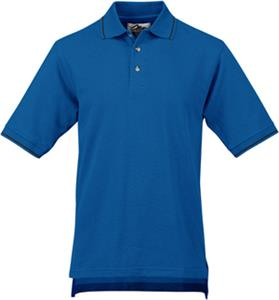 TRI MOUNTAIN Streamline Pique Golf Shirt