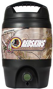 NFL Washington Redskins 1gal Realtree Tailgate Jug