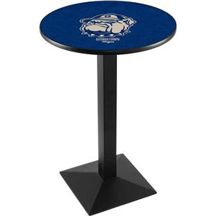 Georgetown University Square Base Pub Table