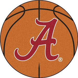 Fan Mats Alabama Basketball Mat