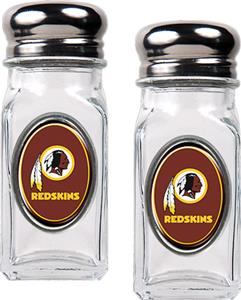 NFL Washington Redskins Salt and Pepper Shaker Set