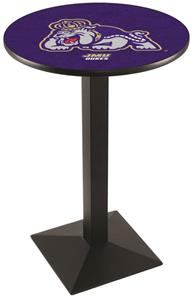 James Madison University Square Base Pub Table