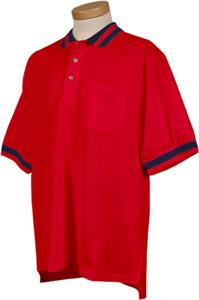 TRI MOUNTAIN Teammate Knit Golf Shirt w/Pocket