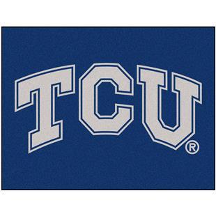 Fan Mats Texas Christian University All Star Mat