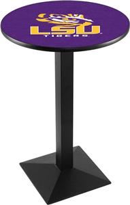 Louisiana State University Square Base Pub Table