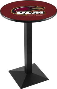 Univ of Louisiana Monroe Square Base Pub Table