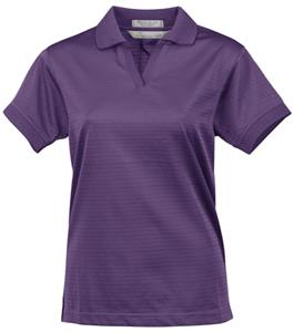 TRI MOUNTAIN Aura Women&#39;s Johnny Collar Golf Shirt