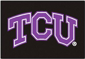 Fan Mats Texas Christian University Starter Mat