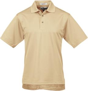 TRI MOUNTAIN Intuition Spun Polyester Golf Shirt