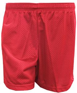 High 5 Womens/Girls Mesh Athletic Shorts-Closeout