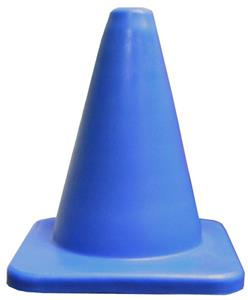 "4"" Mini Soft and Flexible Plastic Field Cones"