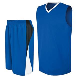 High 5 Transition Basketball Jersey Uniform Kits