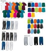 Spirit Two-Button Softball Jersey Uniform Kits